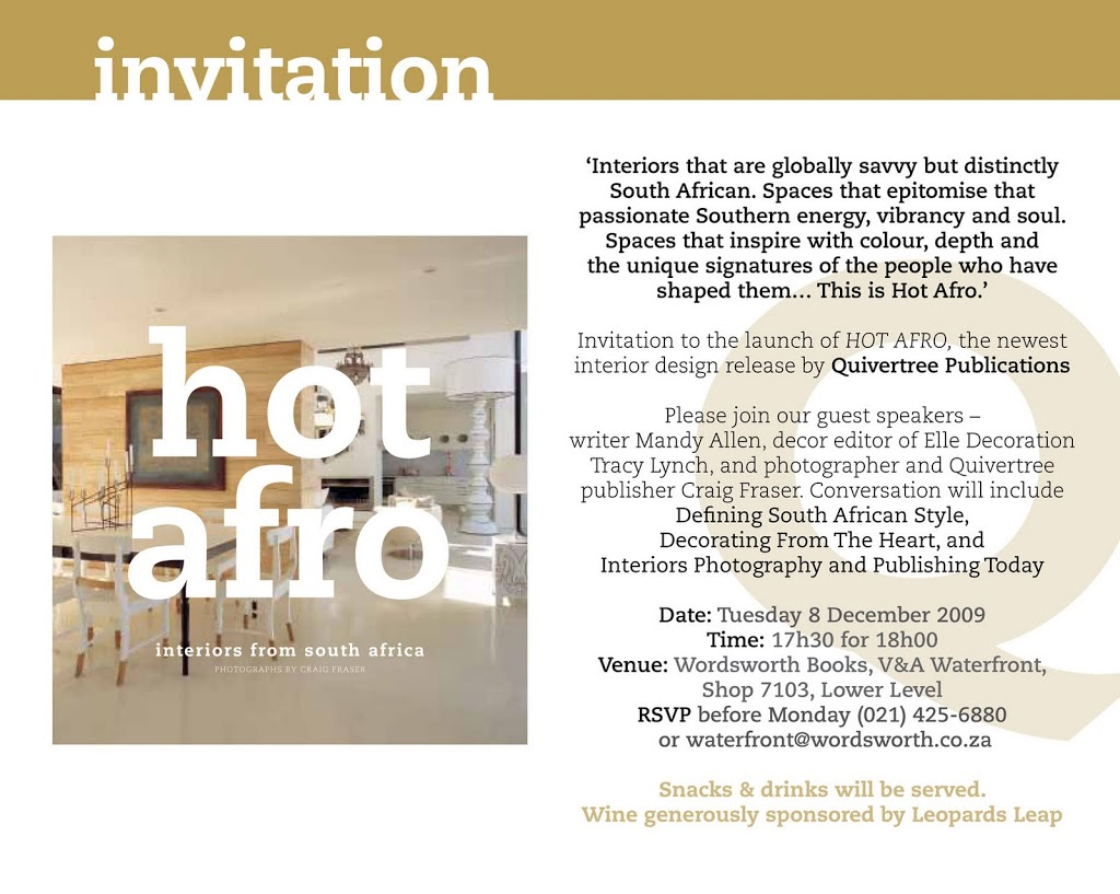 Hot Afro Launch