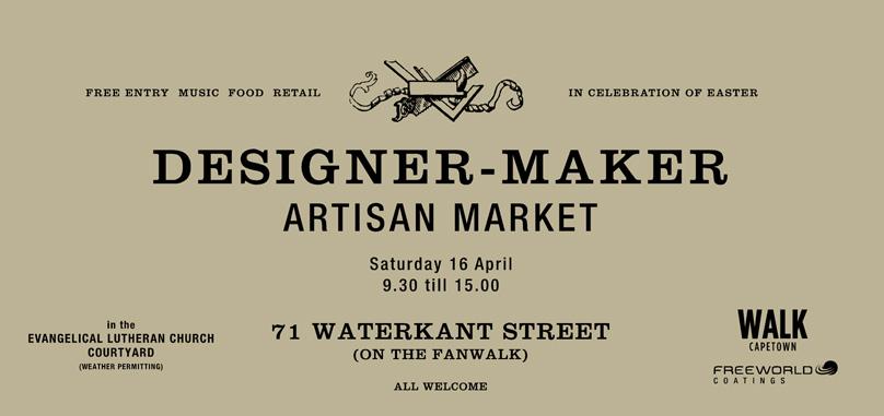 Designer-Maker Artisan Market