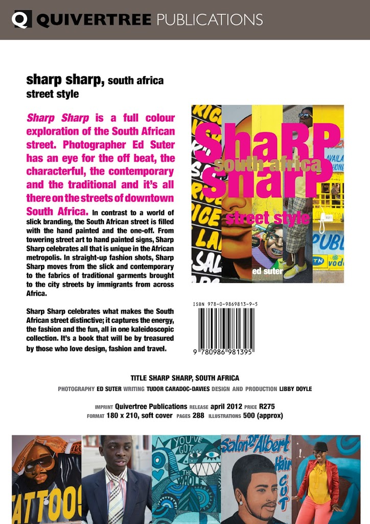 Sharp Sharp – South African street style – a collection of reviews, images and articles