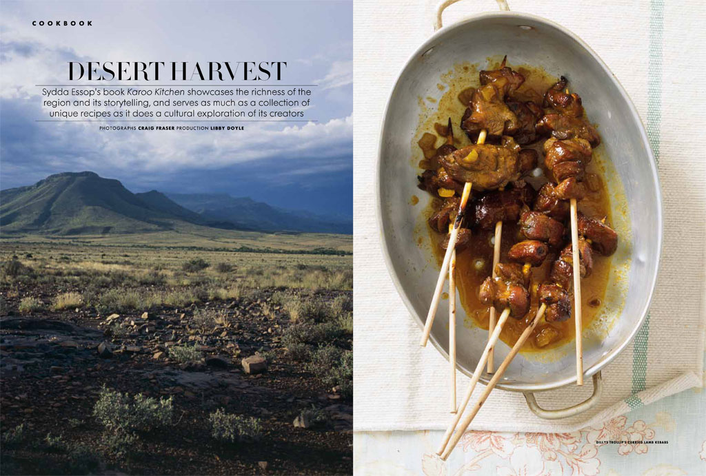 As seen in the latest TASTE magazine, an excerpt from Karoo Kitchen: