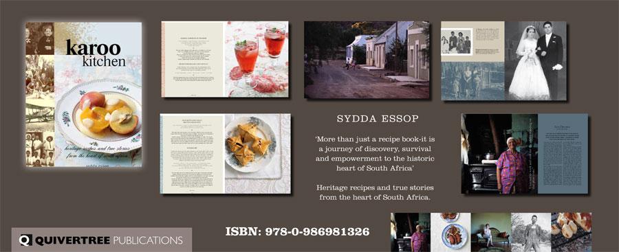 'Karoo Kitchen' and 'Karoo Kombuis' by Sydda Essop