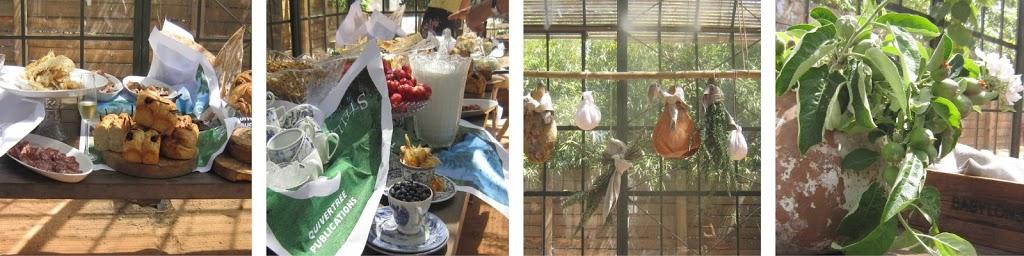 Babylonstoren launch of Remarkable Gardens of South Africa