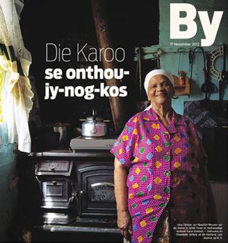 """""""Die Karoo se onthou-jy-nog-kos"""" – Karoo-Kombuis as reviewed by By Magazine (Die Burger, Beeld & Volksblad) 17 November 2012"""