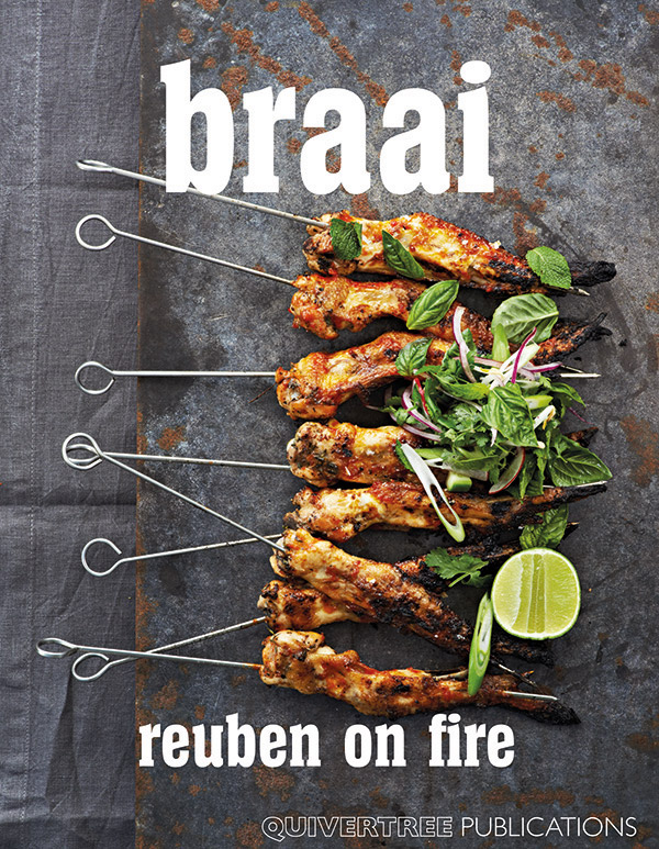 Braai – Reuben on Fire