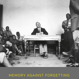 Memory Against Forgetting