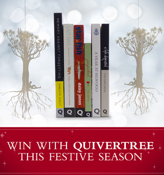 Quivertree Festive Season Book Hamper Giveaway
