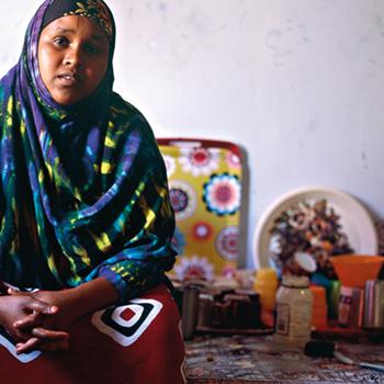 Somali Style in the Groot Karoo