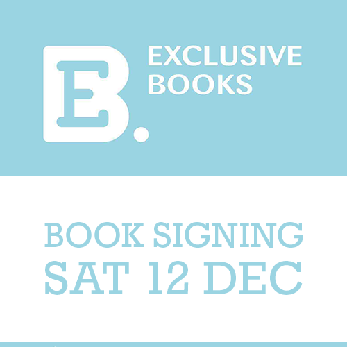 Meet authors Kath Megaw and Vickie de Beer at Exclusive Books Cavendish