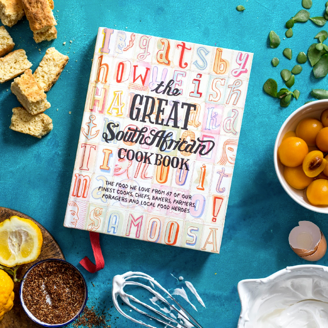 Dinner inspiration from The Great South African Cookbook