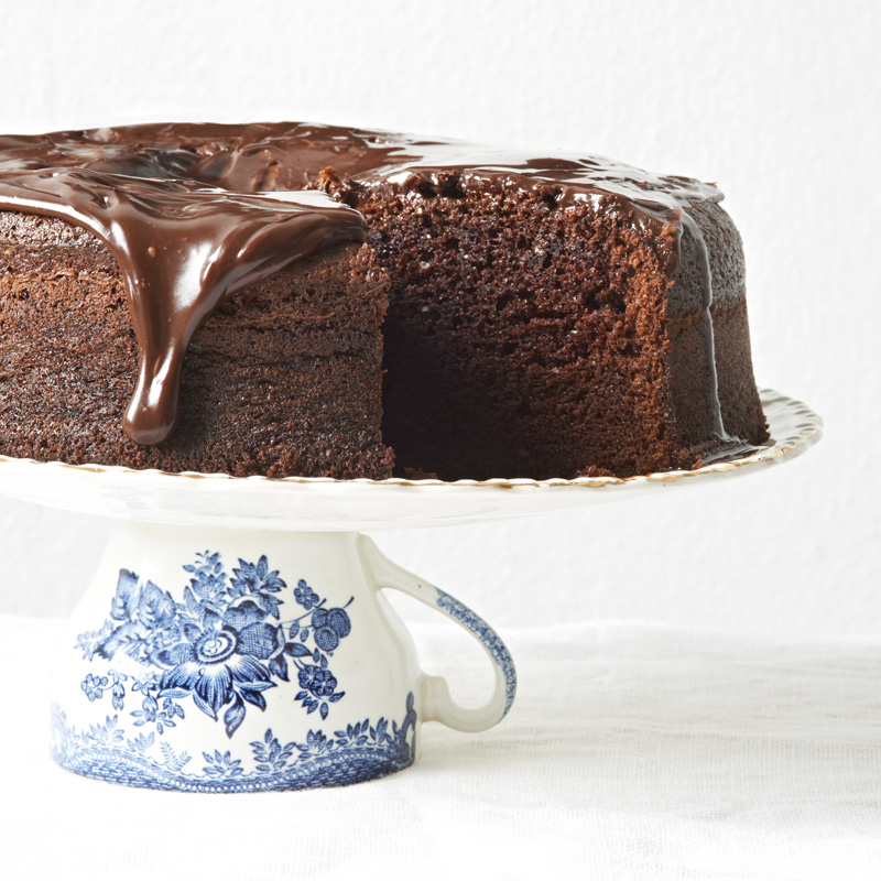Celebrating National Chocolate Cake Day