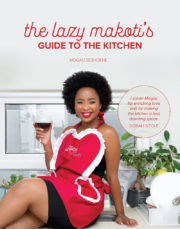The Lazy Makoti's Guide to the Kitchen front cover