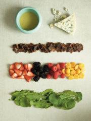 biltong-salad