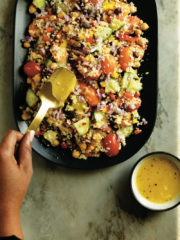 chickpea-and-bean-salad