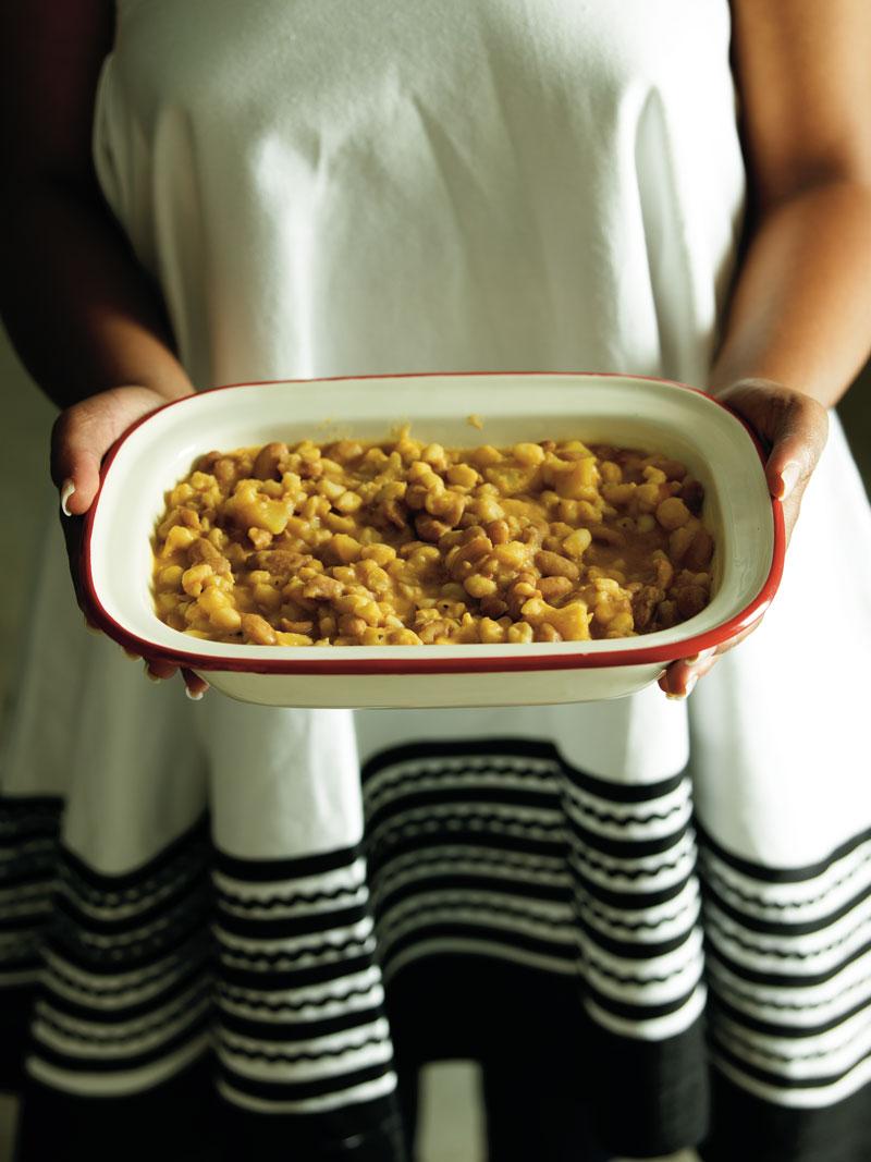 Umngqusho (samp and beans)