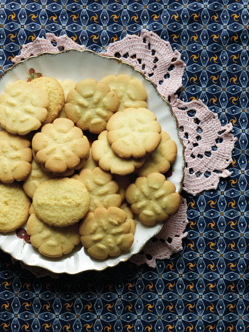 Mama's tea biscuits