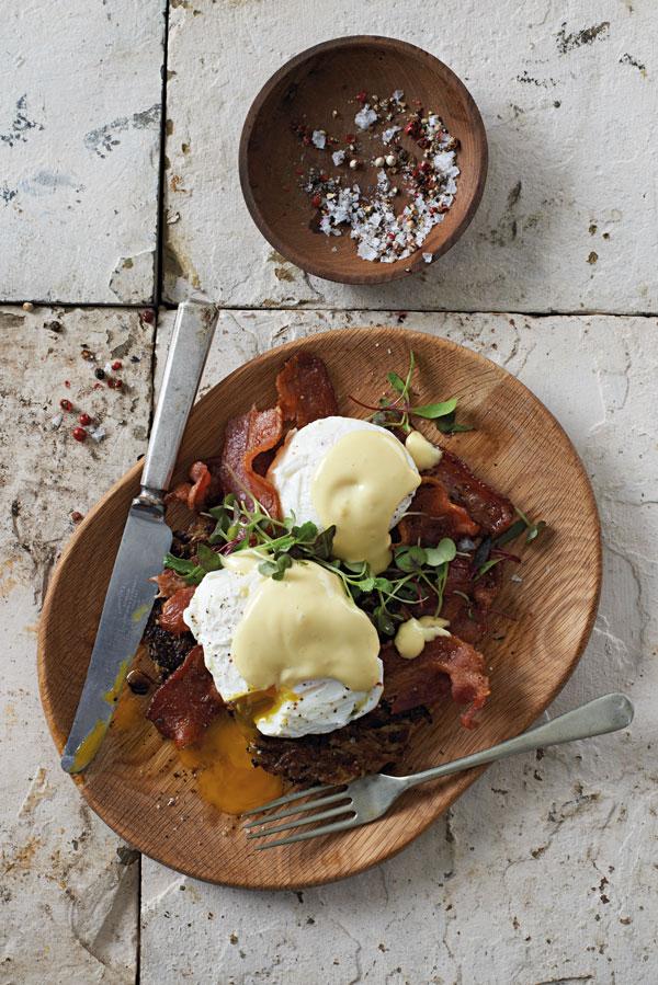 Eggs baconnaise